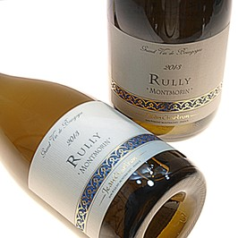 Domaine Jean Chartron : Rully Montmorin - Blanc 2013