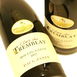 Domaine du Tremblay Paul Janin et Fils : Clos du Tremblay - Moulin à vent - Rouge 2013