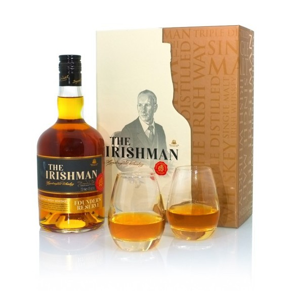 Whiskey The Irishman - Pure Pot Still - Fût de bourbon - Irlande