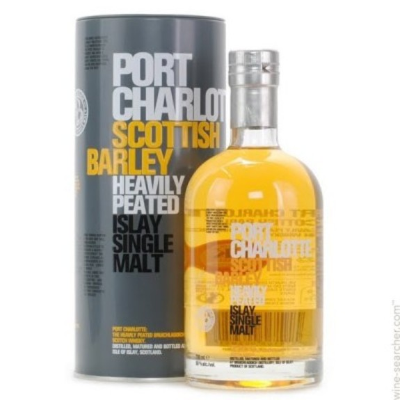 Whisky Bruichladdich Port Charlotte Scottish Barley Single Malt