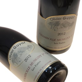 Domaine Olivier Guyot : Chambolle Musigny 1er Cru les Fuées - Rouge 2012