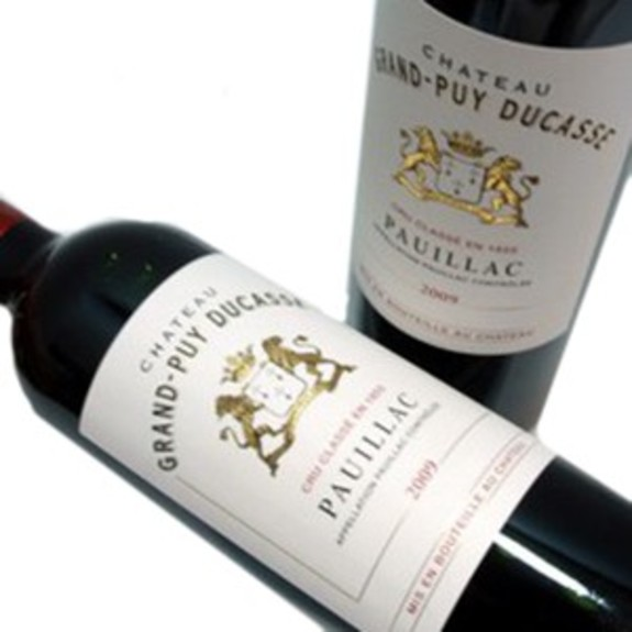 Château Grand Puy Ducasse : Pauillac - Red Wine 2009