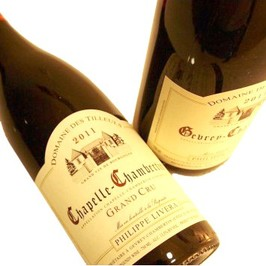 Domaine des Tilleuls Philippe Livera : Gevrey Chambertin - En champs - Rouge 2013