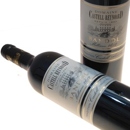 Domaine Castell Reynoard : Bandol - Rouge 2012