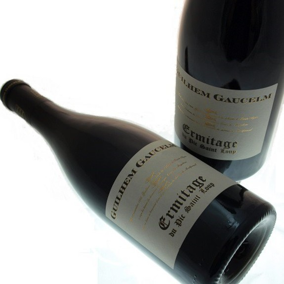Ermitage du Pic Saint Loup Guilhem Gaucelm Red wine 2013