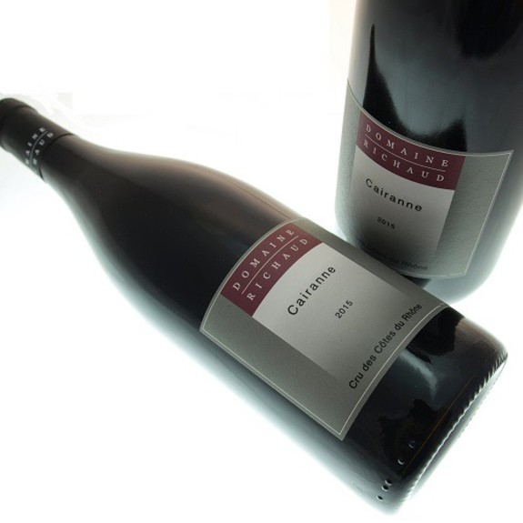 Marcel Richaud : Cairanne - Red Wine 2014