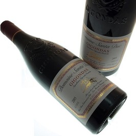 Domaine Santa Duc Gigondas Tradition Red Wine 2005