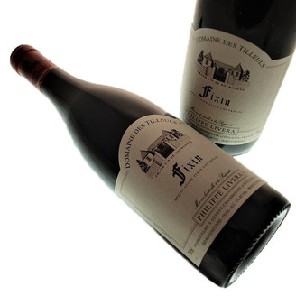 Domaine des Tilleuls Philippe Livera Fixin Red wine 2017