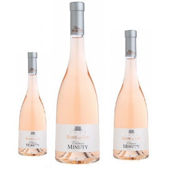 Jeroboam Chateau Minuty Rose et Or rose wine