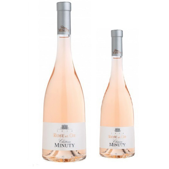 Magnum Chateau Minuty Rose et Or