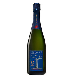 Champagne Giraud esprit demi bouteille