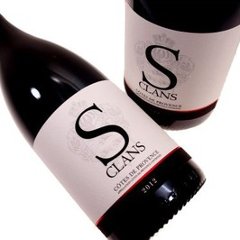 Chateau d'Esclans S Clans red wine