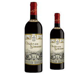 Chateau Simone Palette Red wine magnum size