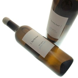 Domaine Castell Reynoard Bandol For My Dad white wine