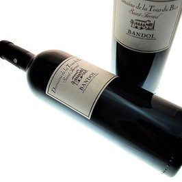 La Tour du Bon Saint Ferréol Bandol Red wine