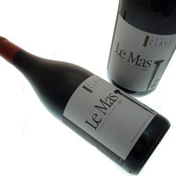 Domaine Pierre Clavel Le Mas Red wine