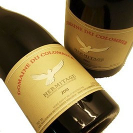 Domaine du Colombier - Hermitage - Red