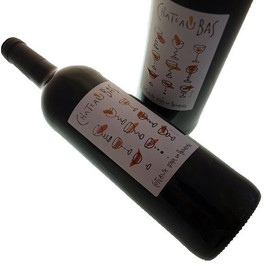 Chateau Bas Aix en Provence red wine