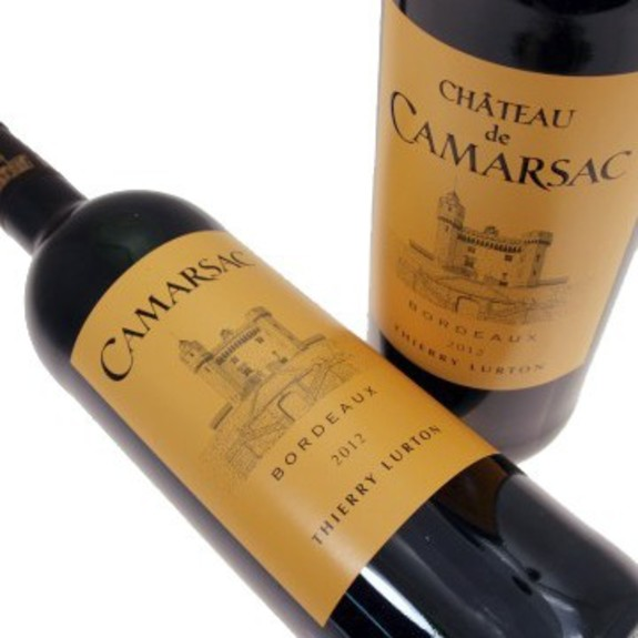 Chateau Camarsac  Bordeaux  Red Wine