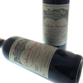 Château Calon Ségur Saint Estèphe Red wine