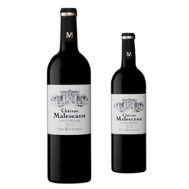 Magnum Chateau Malescasse Haut Médoc Cru Bourgeois Red Wine