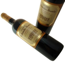 Château Lalande Borie Saint Julien red wine