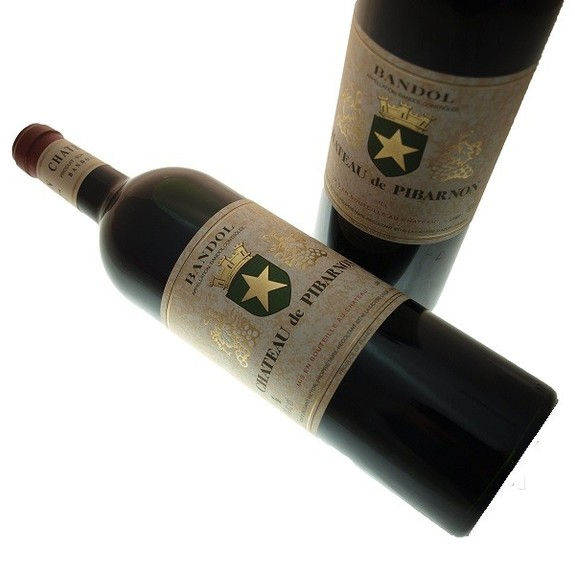 Chateau de Pibarnon Bandol red wine