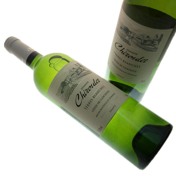 Domaine Chiroulet Terres Blanches Vin Blanc