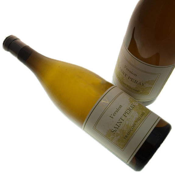 Francois Villard Saint Peray Version Blanc