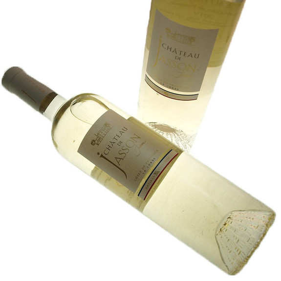 Chateau de Jasson  Jeanne White wine