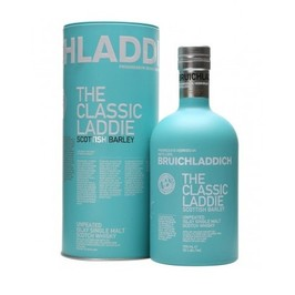 Whisky Bruichladdich Scottish Barley Single Malt The Classic Laddie