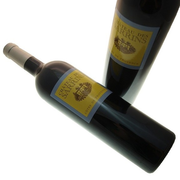 Chateau des Sarrins Grande Cuvee Red wine
