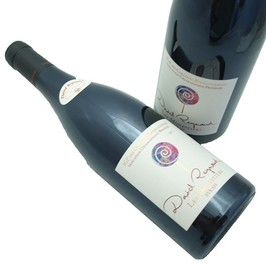 David Reynaud Domaine de Bruyères Syrah red wine
