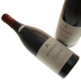 Domaine de Beaurenard Rasteau red wine