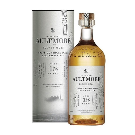 Whisky Aultmore  Speyside 18 Ans