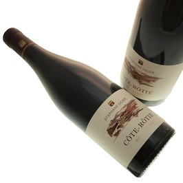 STEPHANE OGIER COTE ROTIE MON VILLAGE RED WINE