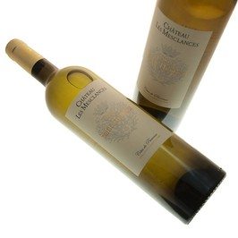Chateau Les Mesclances Saint Honorat  white wine
