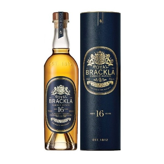 WHISKY ROYAL BRACKLA 16 ANS