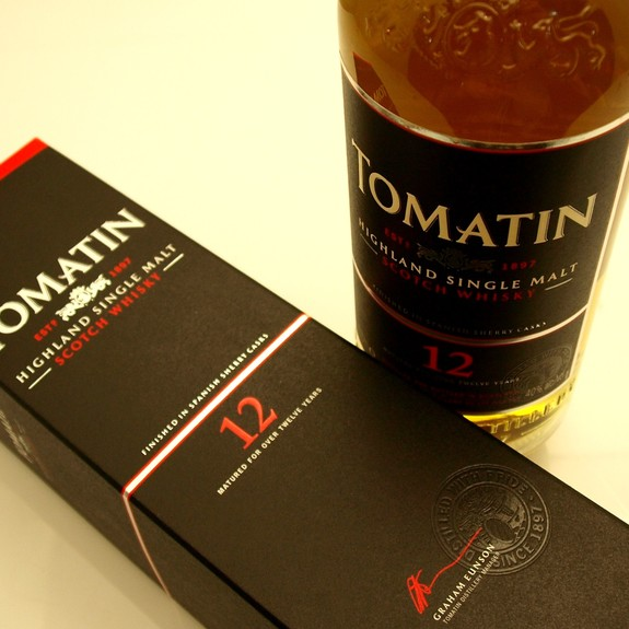 Whisky Tomatin Single Malt 12 ans Highland