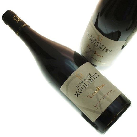 Domaine Moulinier Saint Chinian Tradition Rouge