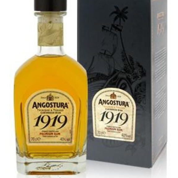 Angostura 8-years-old Rum - Premium 1919